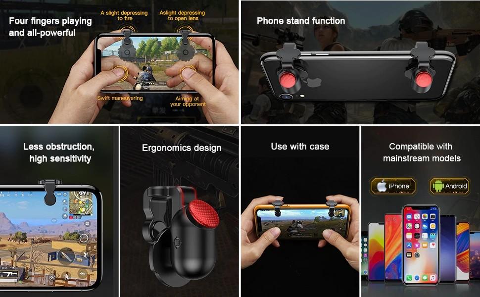 Baseus Red Dot Mobile Gaming Scoring Tool (4)