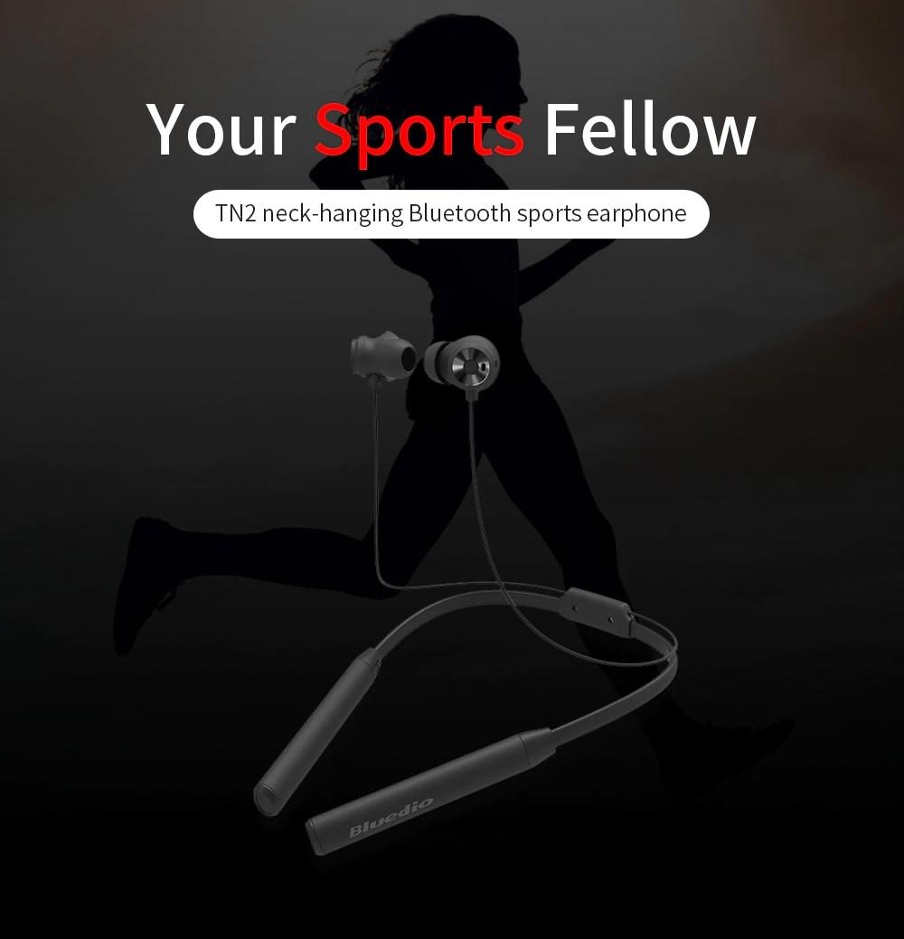 Bluedio Tn2 Sports Bluetooth Earphone (3)