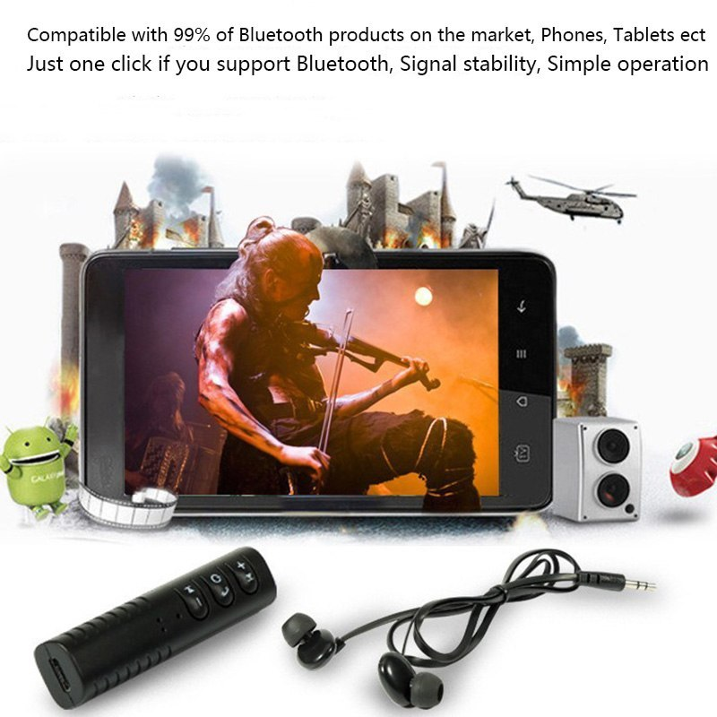 Bluetooth Receiver Aux (10)
