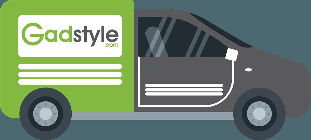 Delivery Van Gadstyle
