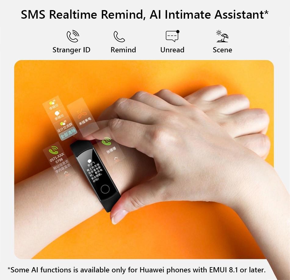 Huawei Honor Band 4 Smart Wristband (4)