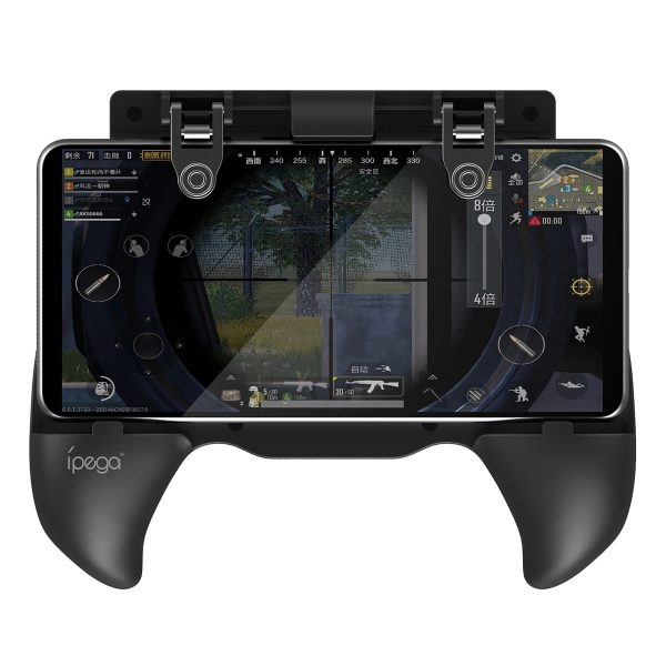 Ipega Pg 9117 Gamepad Design For Fps Pubg Mobile Phone Game Grip (3)