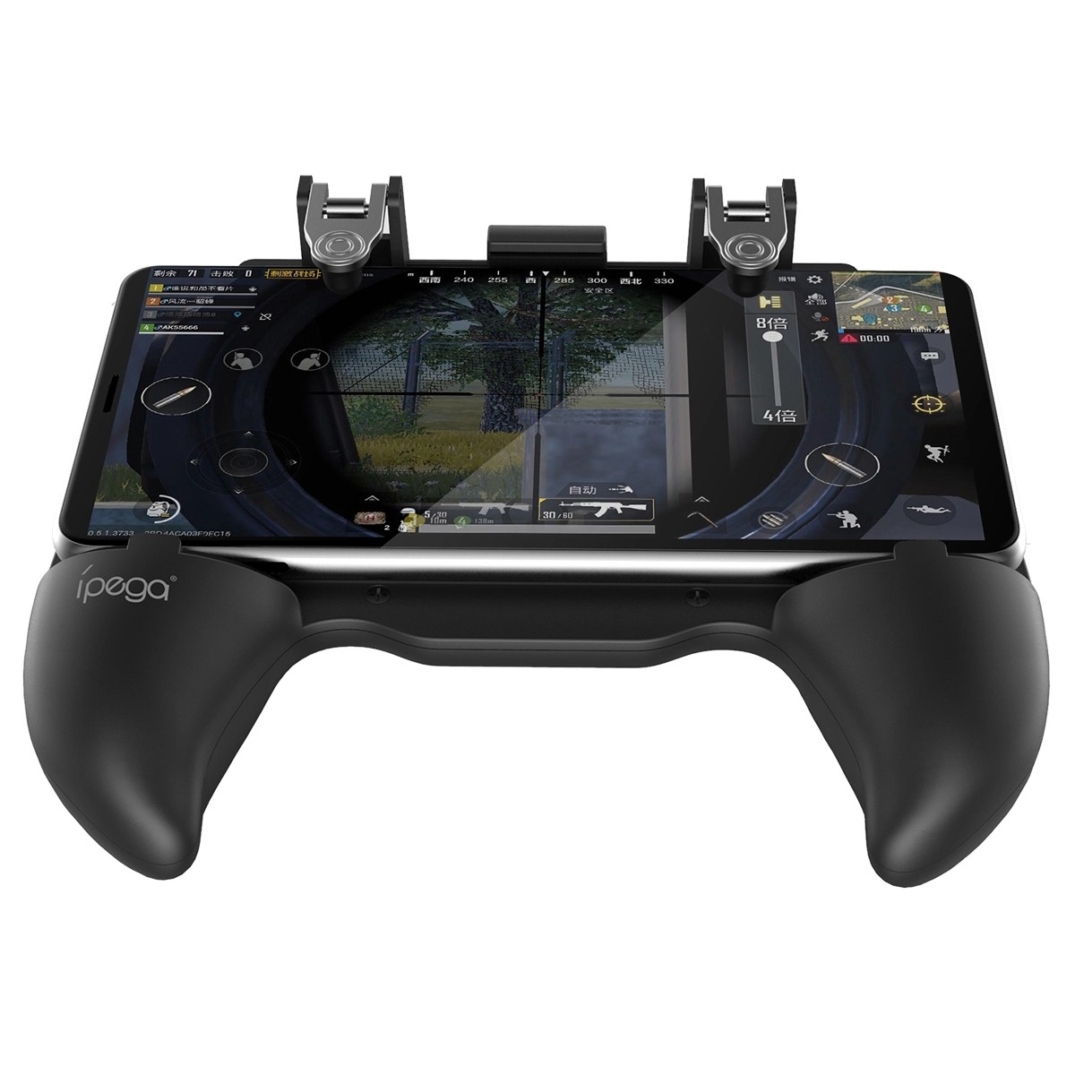 Ipega Pg 9117 Gamepad Design For Fps Pubg Mobile Phone Game Grip (7)