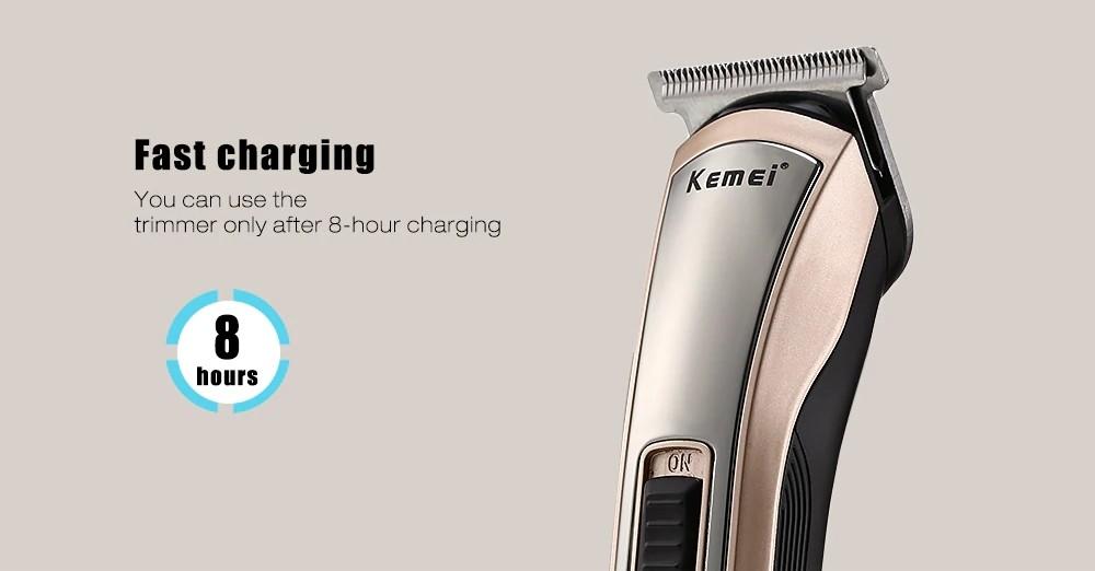 Kemei Km 418 Professional Beard Hair Trimmer (2)