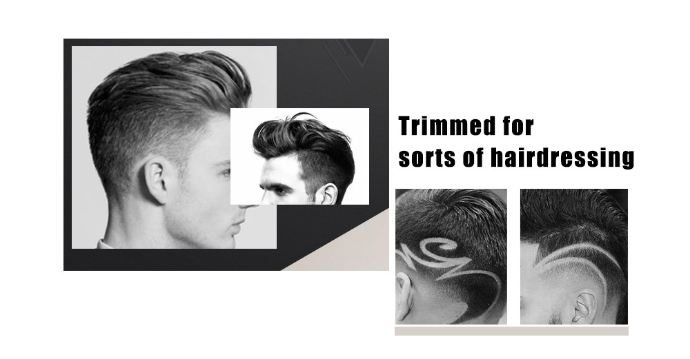 Kemei Km 418 Professional Beard Hair Trimmer (6)