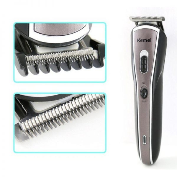 Kemei Km 570a Cordless Trimmer For Men (1)