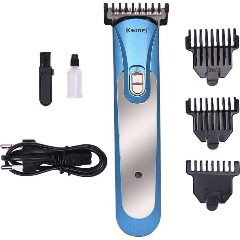 Kemei Km 725 Professional Hair Cordless Trimmer For Men (6)
