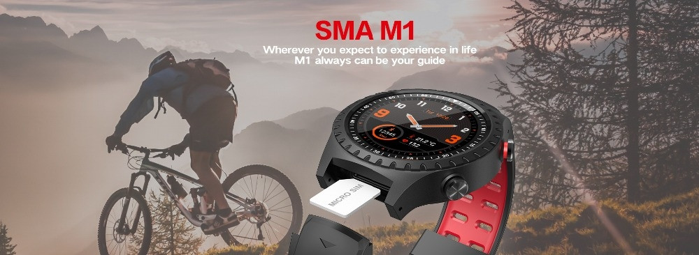 Lemfo M1 Smart Watch Support Sim (5)