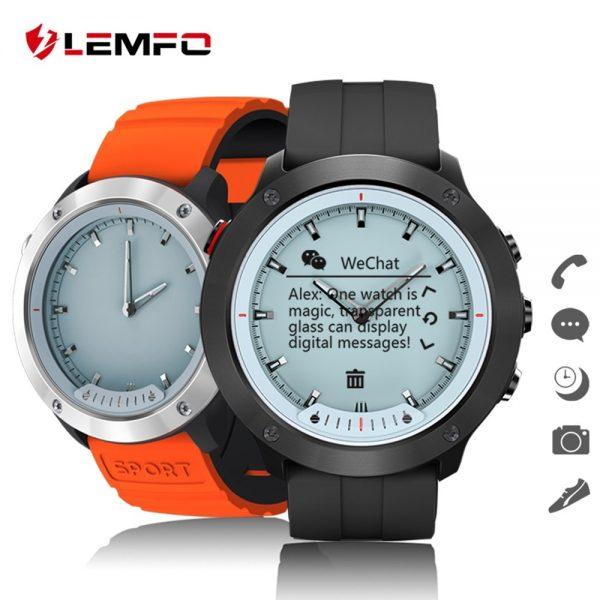Lemfo M5 Waterproof Smart Watch (7)