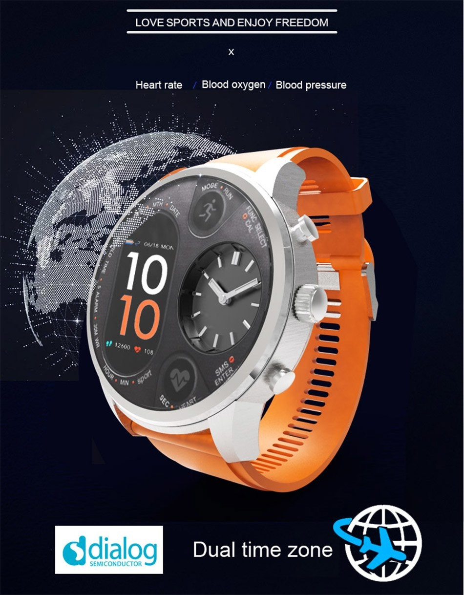 Lemfo T3 Sport Smart Watch (16)