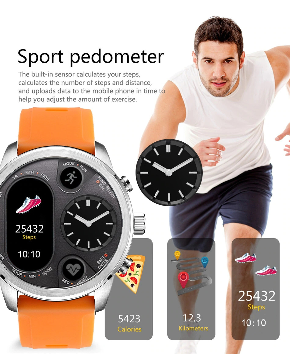 Lemfo T3 Sport Smart Watch (2)