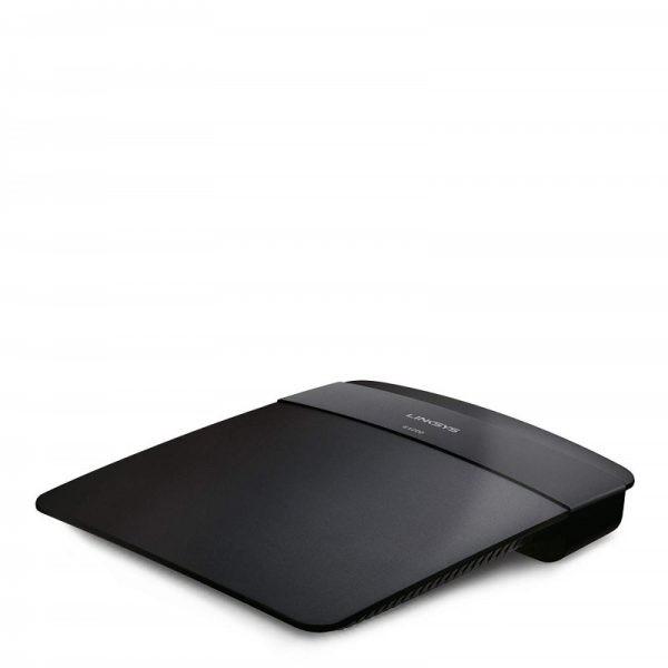 Linksys E1200 N300 Wi Fi Wireless Router (1)