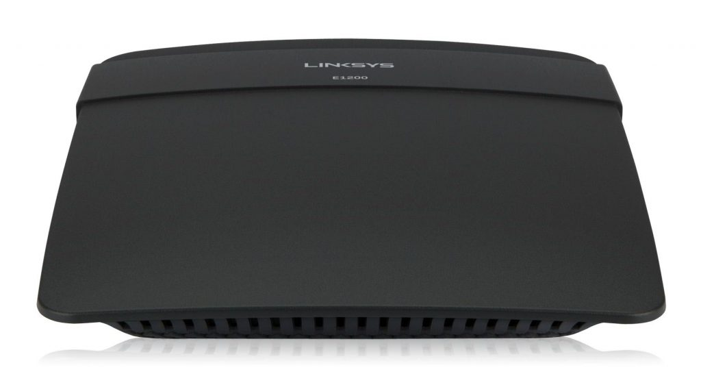 Linksys E1200 N300 Wi Fi Wireless Router (2)