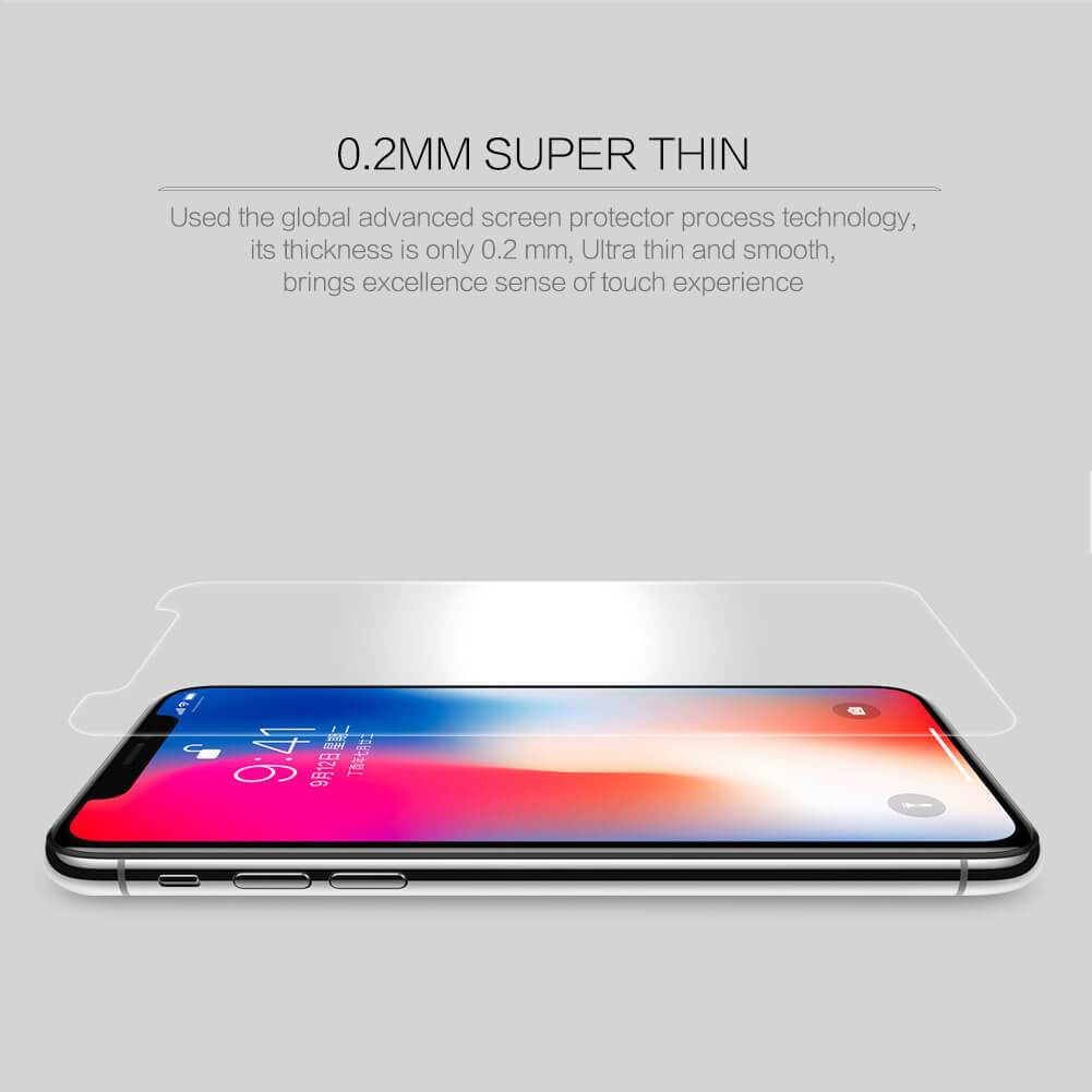 Nillkin Amazing H Pro Tempered Glass Screen Protector For Apple Iphone Xs Iphone X (1)