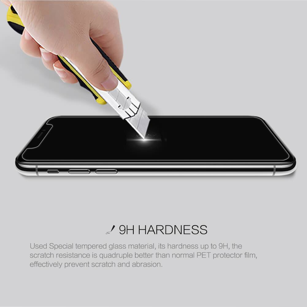 Nillkin Amazing H Pro Tempered Glass Screen Protector For Apple Iphone Xs Iphone X (4)