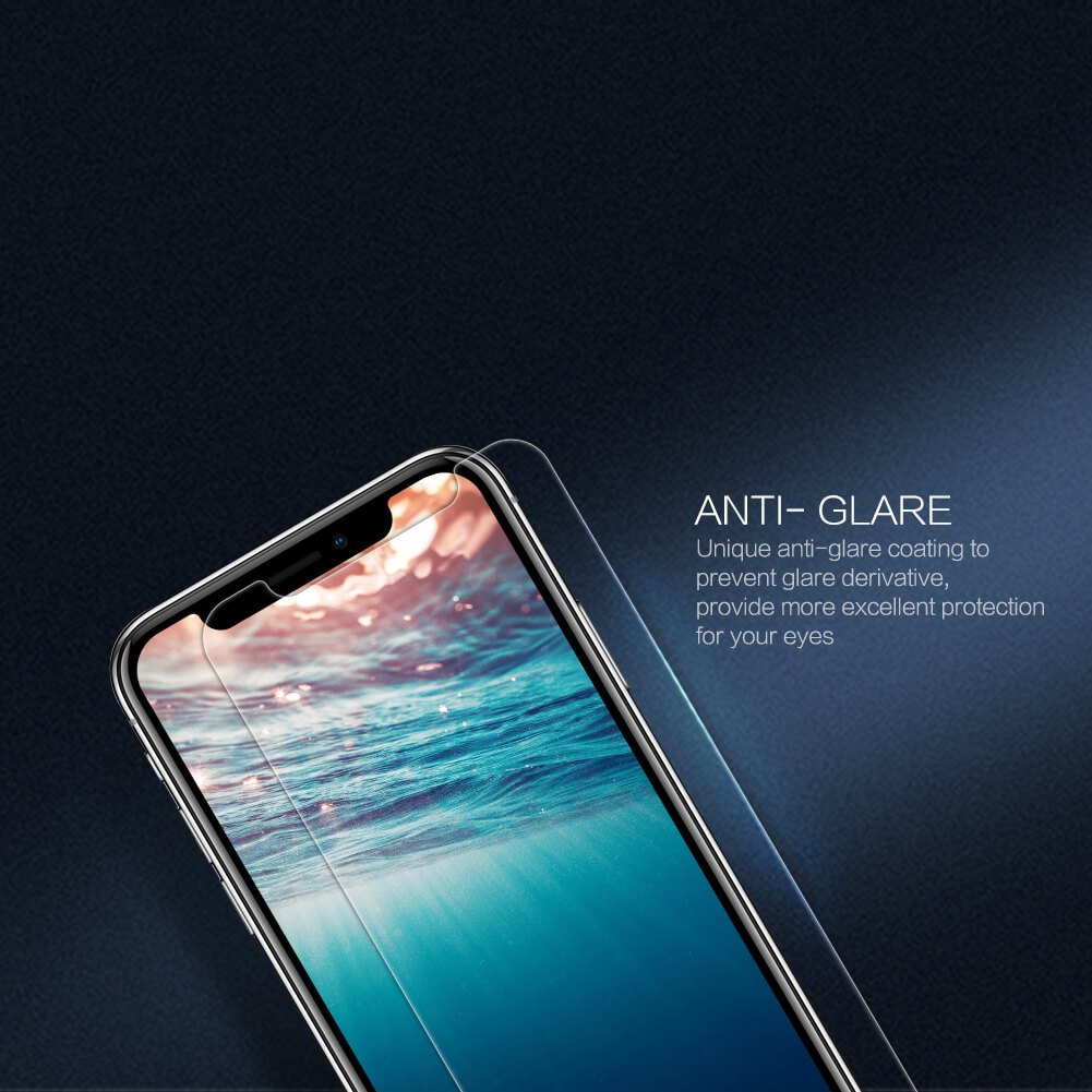 Nillkin Amazing H Pro Tempered Glass Screen Protector For Apple Iphone Xs Iphone X (7)