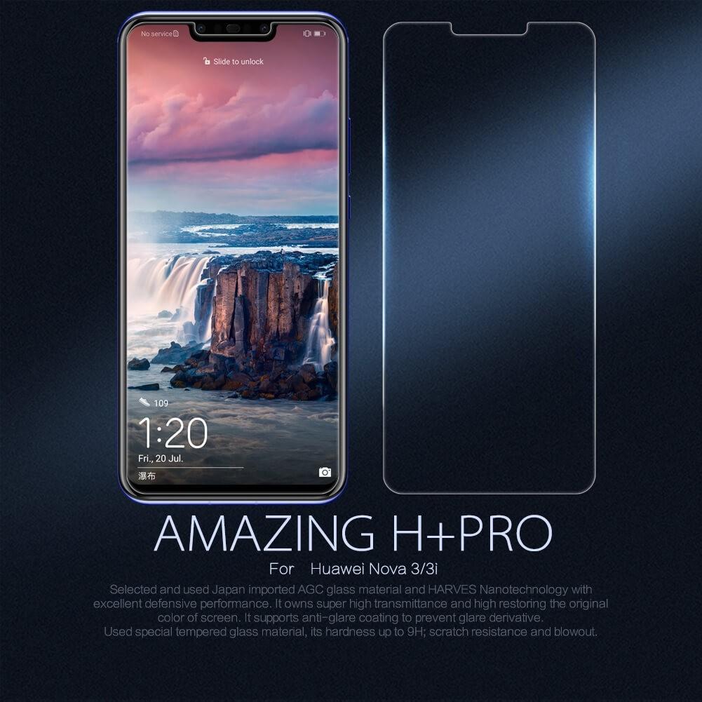 Nillkin Amazing H Pro Tempered Glass Screen Protector For Huawei Nova 3i (4)