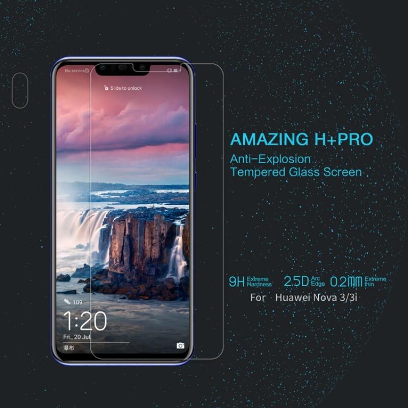 Nillkin Amazing H Pro Tempered Glass Screen Protector For Huawei Nova 3i (6)