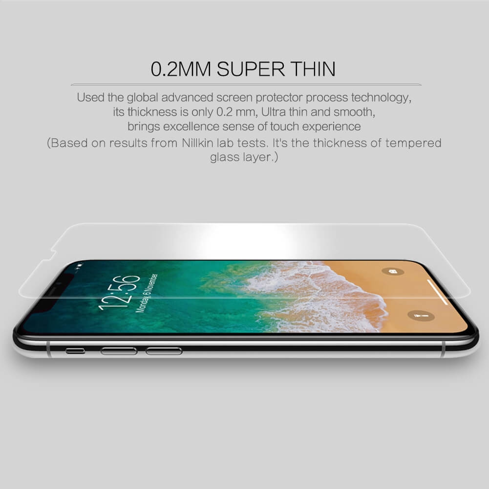 Nillkin Amazing H Pro Tempered Glass Screen Protector For Iphone Xs Max (2)