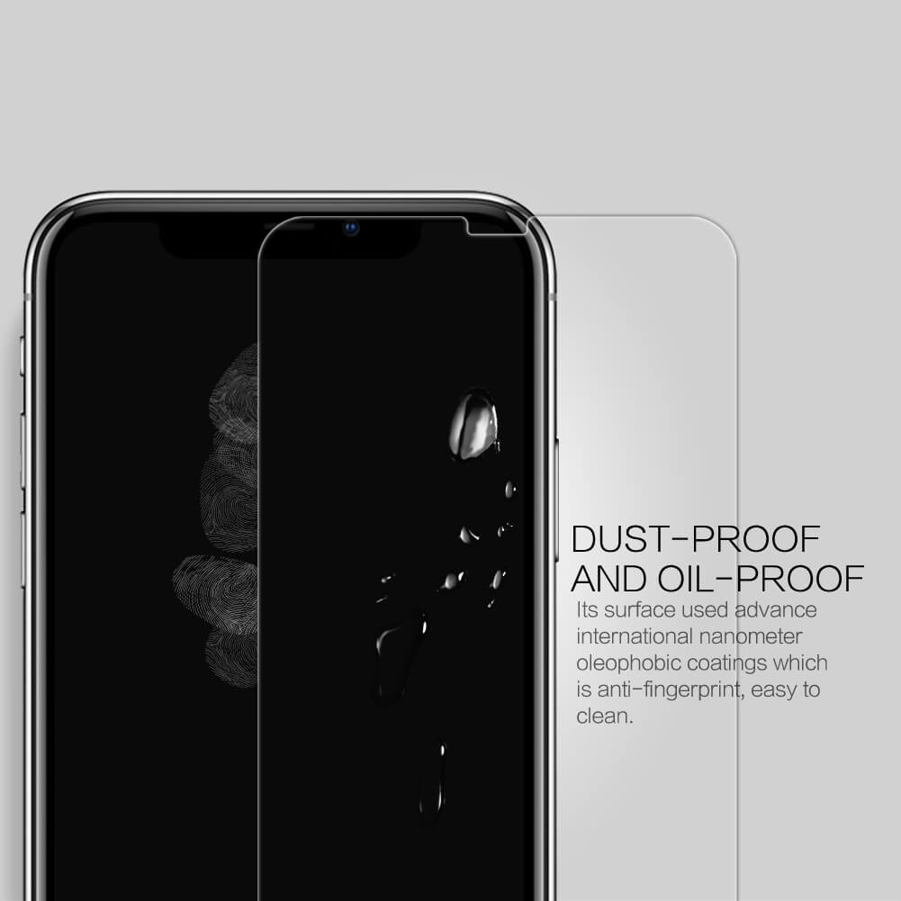 Nillkin Amazing H Pro Tempered Glass Screen Protector For Iphone Xs Max (7)