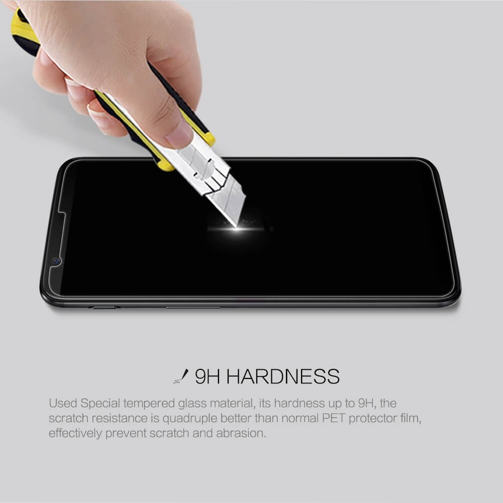Nillkin Amazing H Pro Tempered Glass Screen Protector For Oneplus 5t (5)