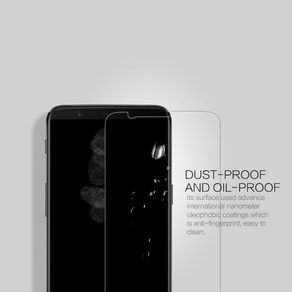 Nillkin Amazing H Pro Tempered Glass Screen Protector For Oneplus 5t (7)