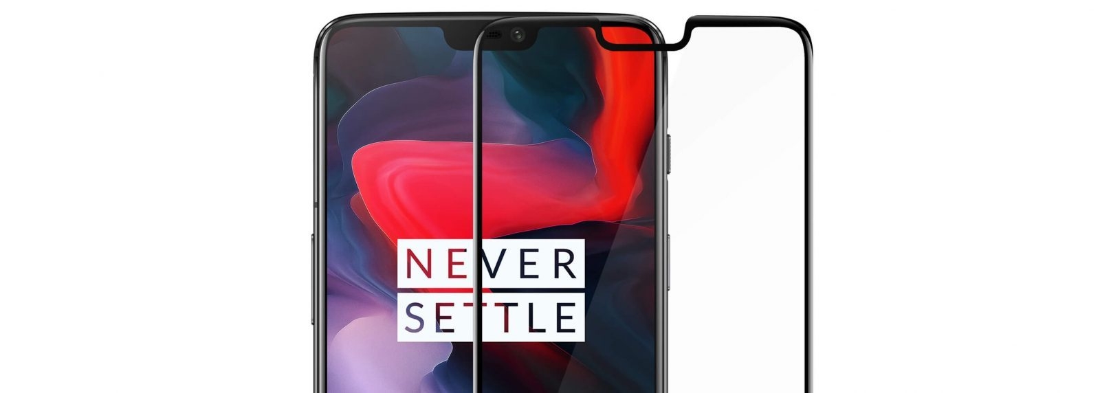Official Oneplus 6 Tempered Glass Protector (3)