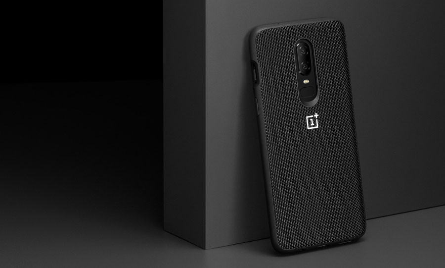 Oneplus 6 Official Nylon Case (6)