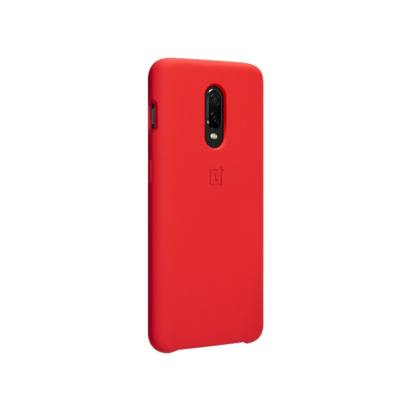 Oneplus 6t Silicone Protective Case (2)