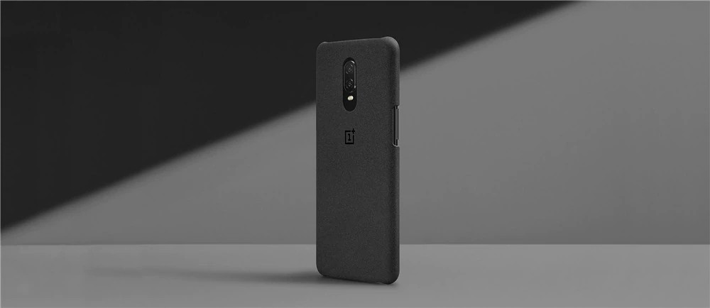 Oneplus Sandstone Protective Case For Oneplus 6 (7)