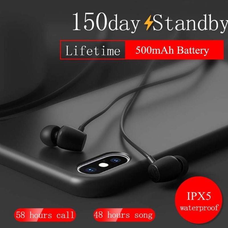 Q5 Wireless Sports Earphone 48 Hours Playtime (9)