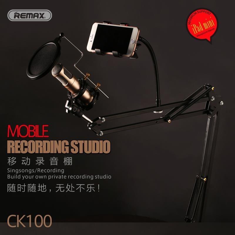 Remax Ck 100 Mobile Recording Studio (7)