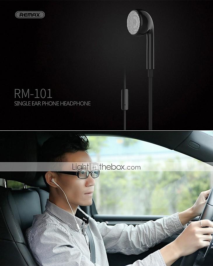 Remax Rm 101 In Ear Earphone (9)