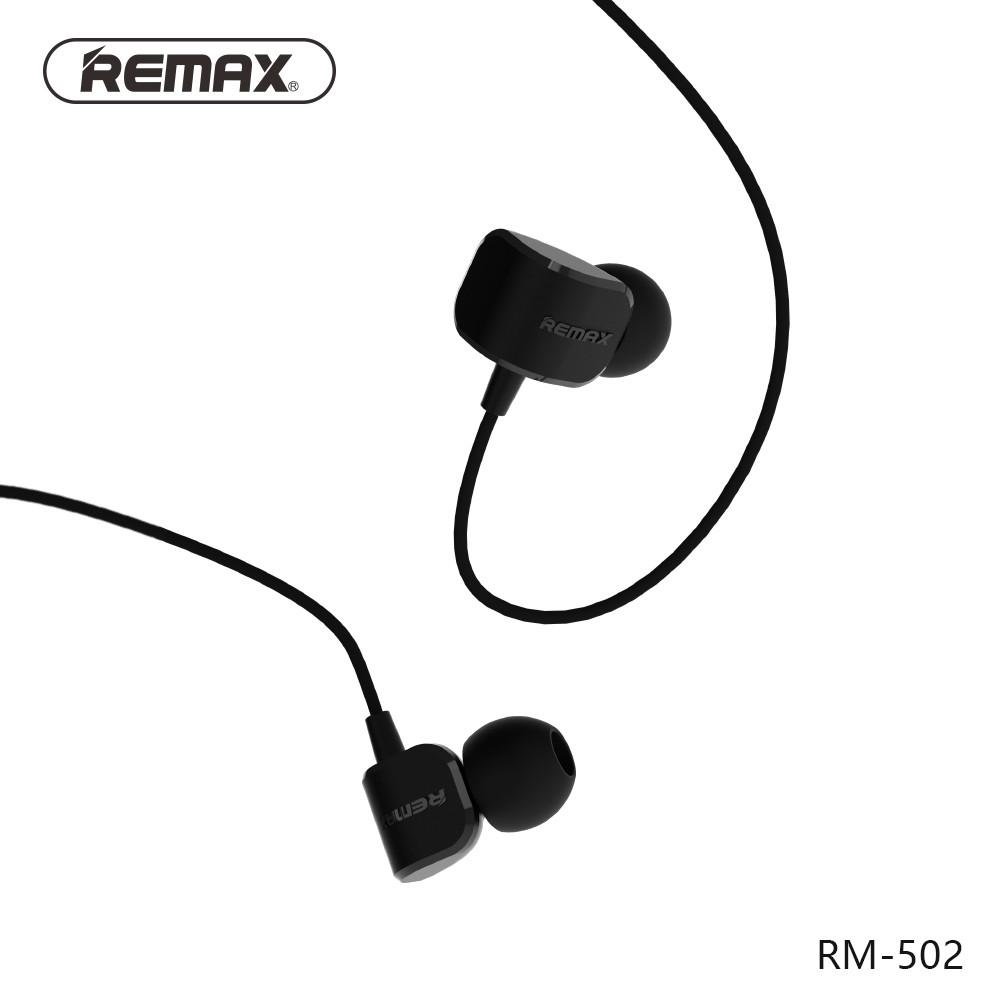 Remax Rm 502 Crazy Robot In Ear Earphone (1)
