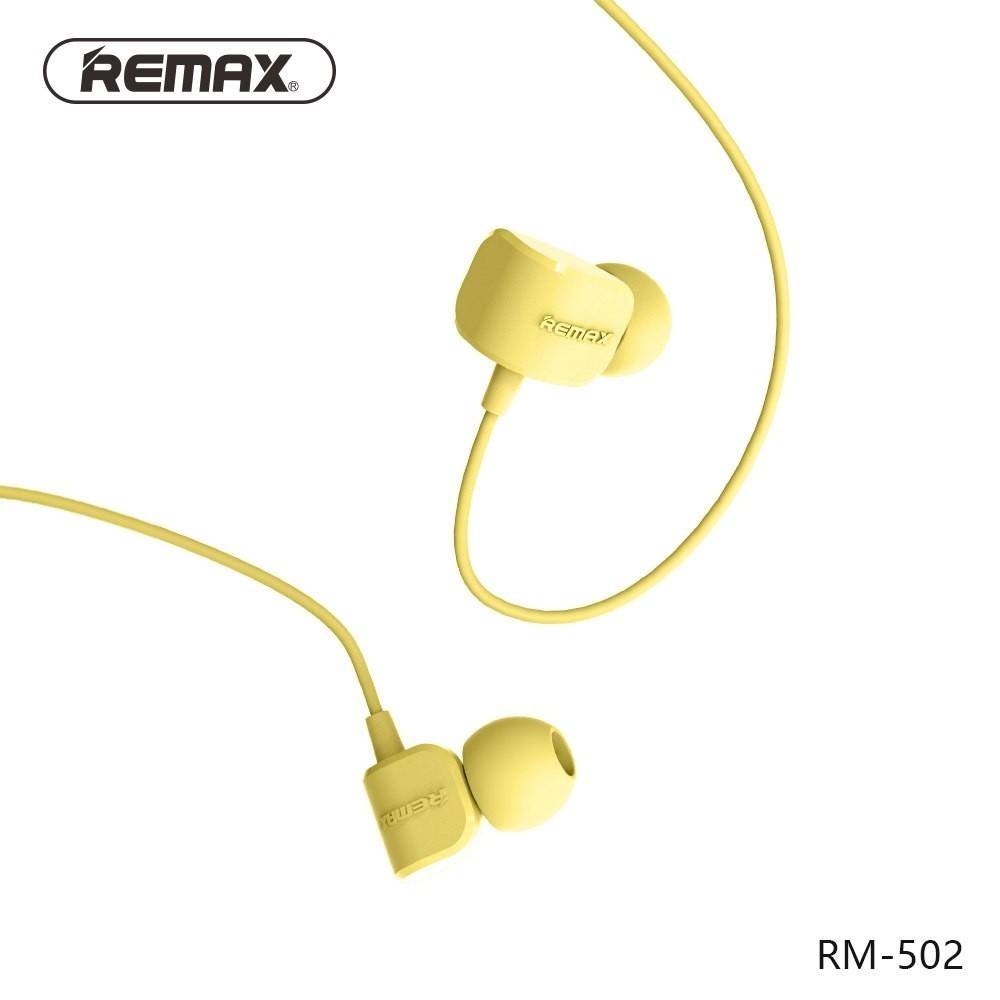 Remax Rm 502 Crazy Robot In Ear Earphone (2)
