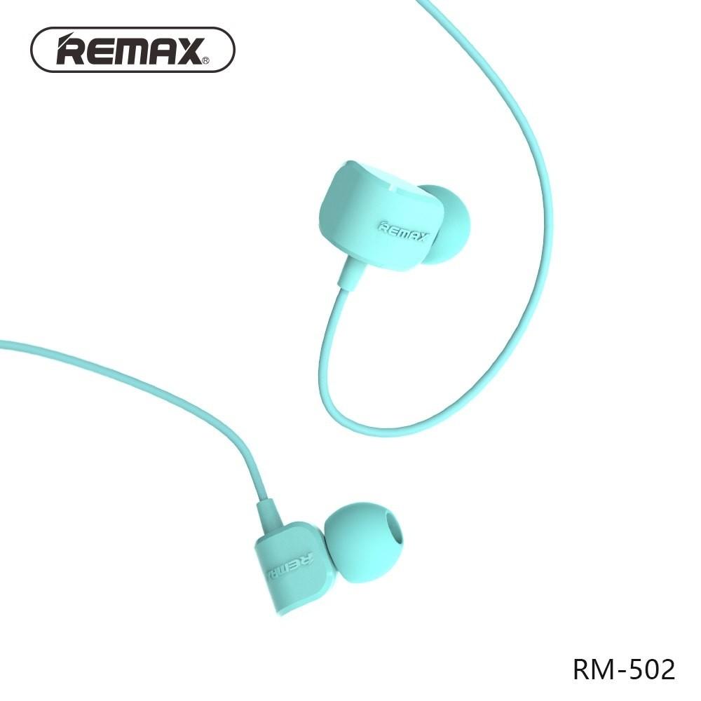 Remax Rm 502 Crazy Robot In Ear Earphone (3)