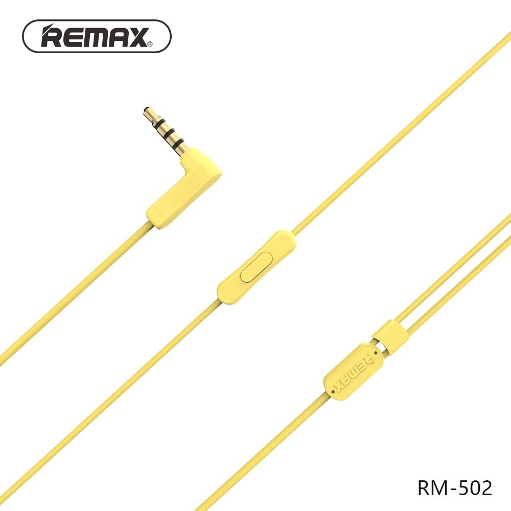 Remax Rm 502 Crazy Robot In Ear Earphone (4)