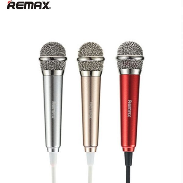 Remax Rmk K01 Mini Microphone (1)
