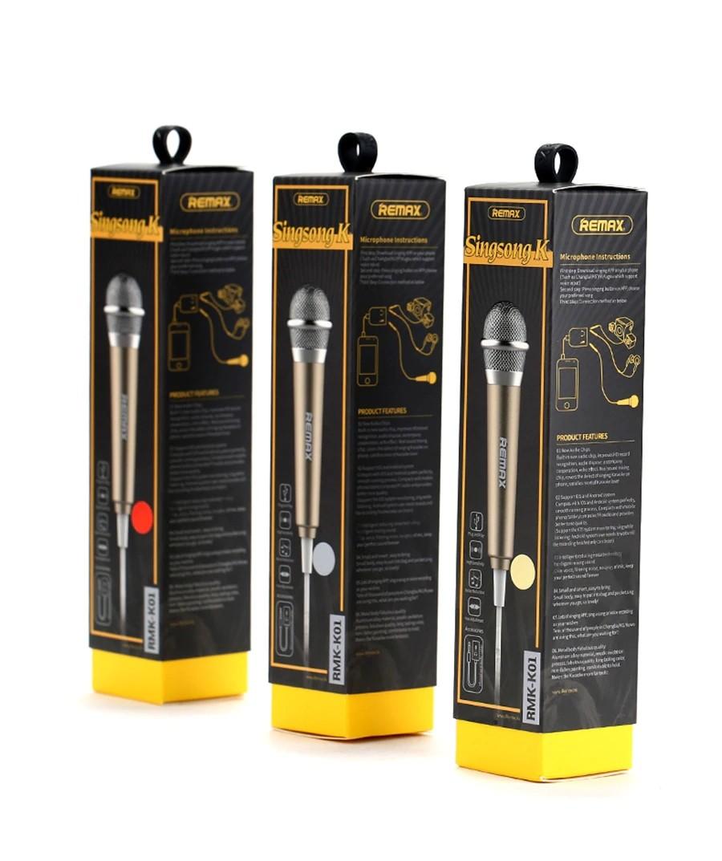 Remax Rmk K01 Mini Microphone (3)