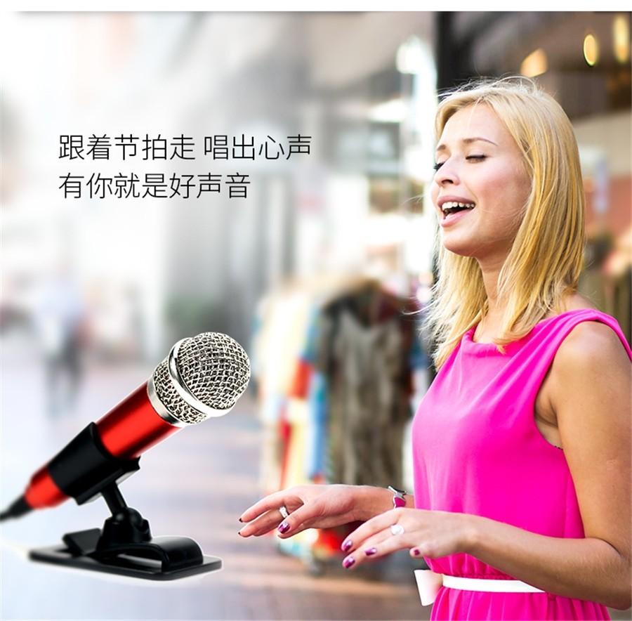 Remax Rmk K01 Mini Microphone (4)