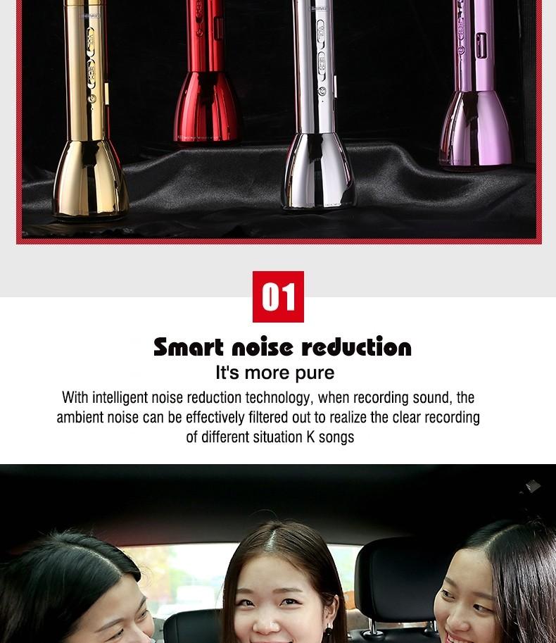 Remax Rmk K03 Microphone Bluetooth Speaker (5)