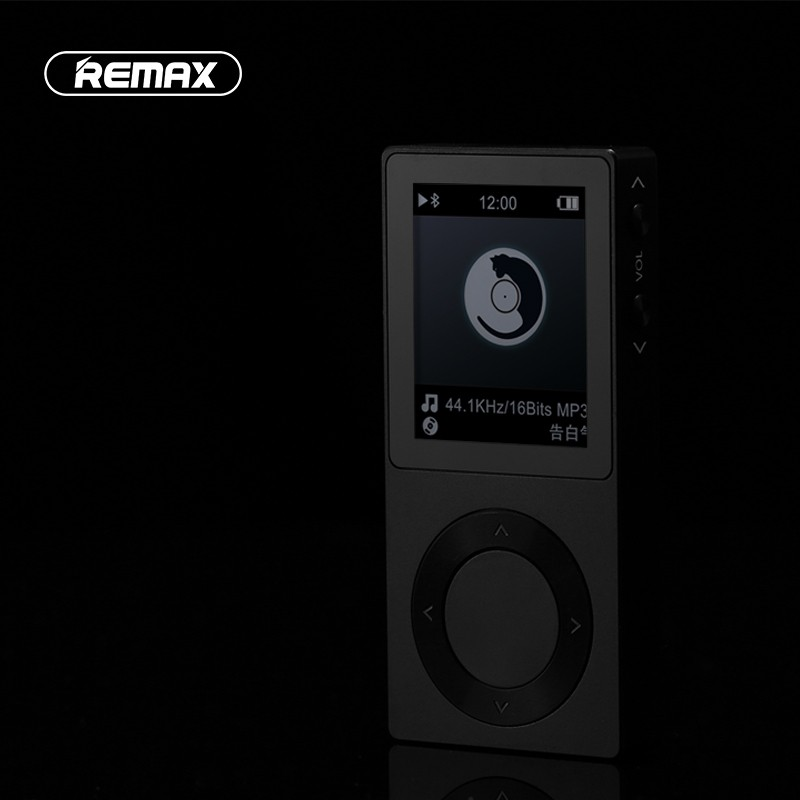 Remax Rp2 1 8 Color Display Hifi Bluetooth 4 1 Lossless Music Player (2)
