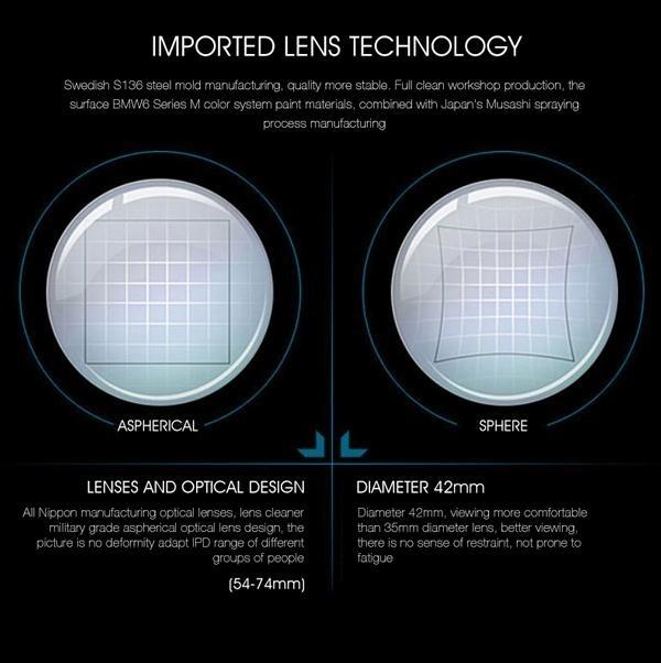 Remax Rt V01 3d Virtual Reality Vr Glasses (1)