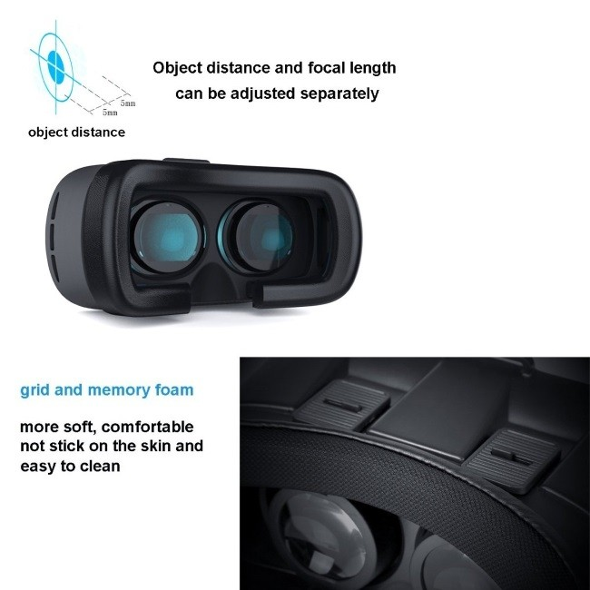 Remax Rt V01 3d Virtual Reality Vr Glasses (10)