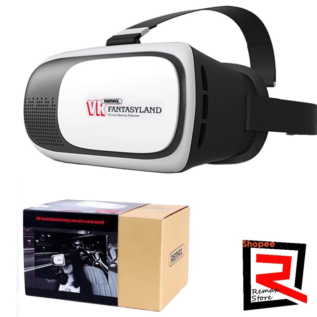 Remax Rt V01 3d Virtual Reality Vr Glasses (11)