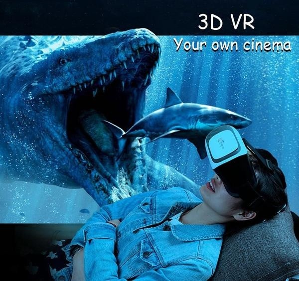 Remax Rt V01 3d Virtual Reality Vr Glasses (2)