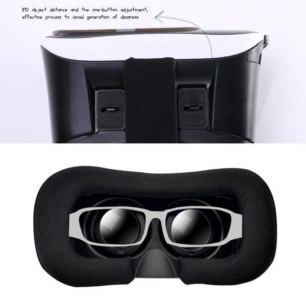 Remax Rt V01 3d Virtual Reality Vr Glasses (4)