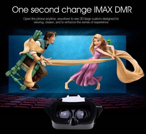 Remax Rt V01 3d Virtual Reality Vr Glasses (5)