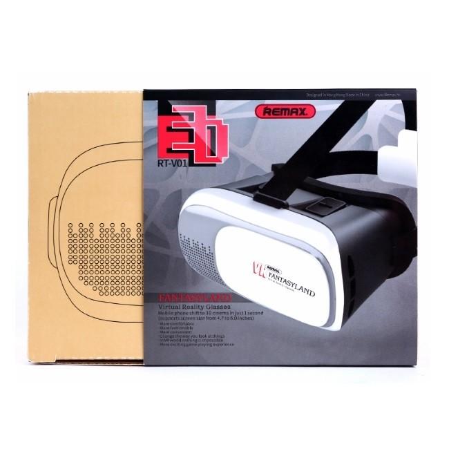 Remax Rt V01 3d Virtual Reality Vr Glasses (7)