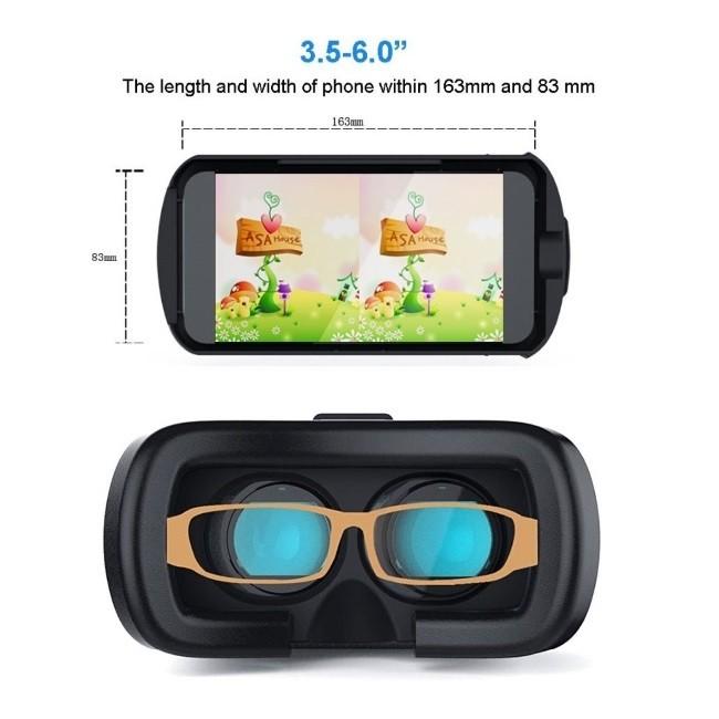 Remax Rt V01 3d Virtual Reality Vr Glasses (9)
